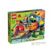 LEGO Duplo Ville - Set de trenuri Deluxe (10508)
