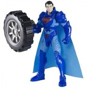 Man Of Steel Power Attack Deluxe Bashing Superman