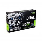 Tarjeta De Video NVIDIA ASUS GeForce GTX 1060 DUAL, 3GB GDDR5, 2xHDMI, 1xDVI, 2xDisplayPort, PCI Express X16 3.0 DUAL-GTX1060-O3G