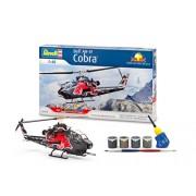 Revell - Maqueta The Flying Bulls: AH-1F Cobra, escala 1:48 (05723)