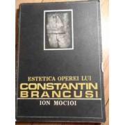 Estetica Operei Lui Constantin Brancusi - Ion Mocioi