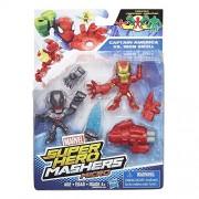 Marvel Super Hero moledores Micro Iron Man vs Ultron 2-Pack