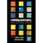 Rethinking Social Inquiry by Henry E. Brady