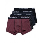 Heren boxershorts, 4-pack