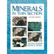 Minerals in Thin Section by Dexter Perkins