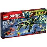 LEGO Ninjago Aanval van de Moro Draak 70736