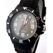 Nerd® 1st Choice Armbanduhr in Schwarz, Voll im Trend! K310