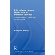 International Human Rights Law and Domestic Violence by Ronagh J. a. Mcquigg