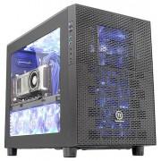 Thermaltake Core X2 mATX Cube (cu fereastră, negru)