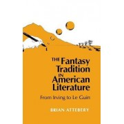 The Fantasy Tradition in American Literature by Brian Attebery