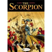 The Scorpion: Devil in the Vatican v. 2 by Stephen Desberg