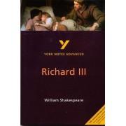 Richard III: York Notes Advanced by Rebecca Warren