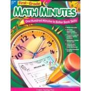 1st-Grade Math Minutes by Creative Teaching Press
