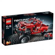 LEGO Technic - Vehículo de juguete, color rojo (42029)