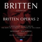 B. Britten - Britten Conducts.. (0028947560296) (10 CD)