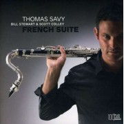 Thomas Savy - French Suite (0794881949021) (1 CD)