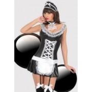 Costume cameriera mod. Exotic Luxury Maid