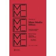 Teaching Media Ethics by Tom Brislin