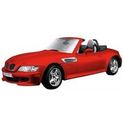 Bburago BMW M Roadster, Red