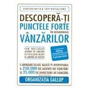 DESCOPERA-TI PUNCTELE FORTE IN DOMENIUL VANZARILOR