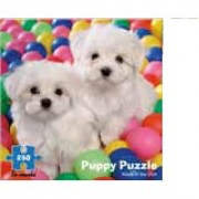 250 Piece Puppy in Ball Pit Puzzle