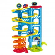 Playgo Tower City Car Park Deluxe 2806