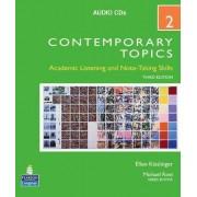Contemporary Topics: No. 2 by Ellen Kisslinger