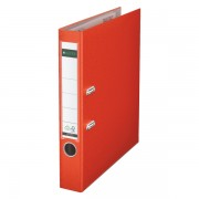 Biblioraft Leitz 180º, 52 mm, rosu deschis CI