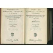 Appleton's New English-Spanish And Spanish-English Dictionary
