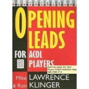Opening Leads for ACOL Players by Michael Lawrence