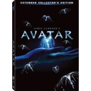 AVATAR EXTENDED COLLECTORS EDITION DVD 2009
