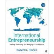 International Entrepreneurship by Robert D. Hisrich