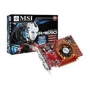 MSI R4650-MD512 - Carte graphique - Radeon HD 4650 - 512 Mo GDDR2 - PCIe 2.0 x16 - DVI, D-Sub, HDMI