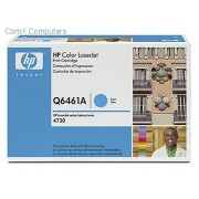 HP Color LaserJet Q6461A Cyan Print Cartridge