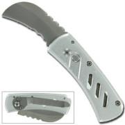 Couteau automatique 12cm compact - clip ceinture