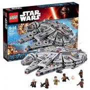 Lego Конструктор Lego Star Wars 75105 Лего Звездные Войны Сокол Тысячелетия