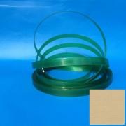 Pántszalag PET 15,5x0,7mmx1750m zöld 406mm cséve