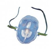 CareFusion 001201 AirLife Disposable Adult Oxygen Mask w/ 7 ft Tubing - Case of 50