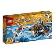 Lego Chima 70220 Strainors S?belzahnmotorrad