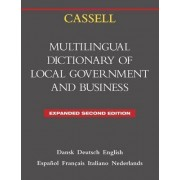 Cassell Multilingual Dictionary of Local Government and Business by Clive Leo McNeir