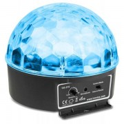 Tronios BV BeamZ Mini Star Ball Sound RGBWA LED 6x3W