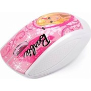 Mouse Wireless Modecom MC-619 Art Barbie Roz