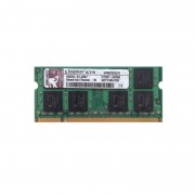 RAM PC Portable SODIMM Kingston KVR667D2S5/1G DDR2 667Mhz 1Go PC2-5300S CL5
