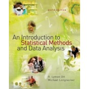 Introduction to Statistical Methods and Data Analysis by Micheal Longnecker