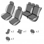 Set huse scaun Volkswagen Golf 4 1997 - 2003