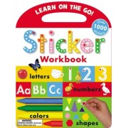 Sticker Workbook
