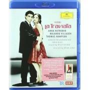 Anna Netrebko, Rolando Villazon, Wiener Philharmoniker - Verdi: La Traviata (Blu-Ray)