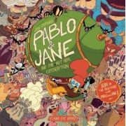 Pablo & Jane: And the Hot Air Contraption, Hardcover