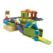 Chuggington Die-Cast Fix And Go Repair Shed Playset