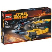 Lego Star Wars: Jedi Starfighter & Vulture Droid Jeu De Construction 7256